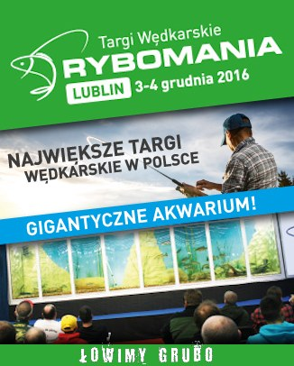 Rybomania Lublin 2016
