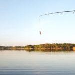 Łowienie ryb w lipcu, wędkarstwo w lipcu