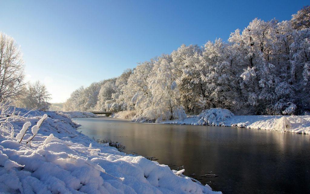 łowienie boleni zimą