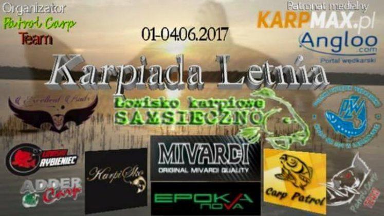 Karpiada Letnia 2017