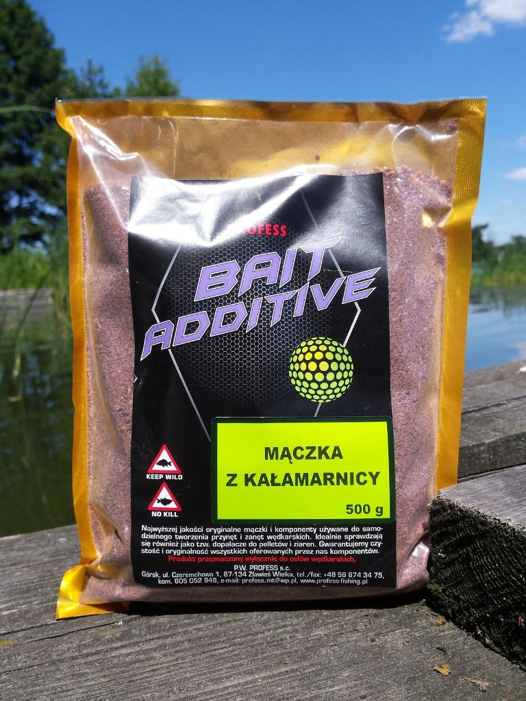 Macz z kałamarnicy Profess Fishing