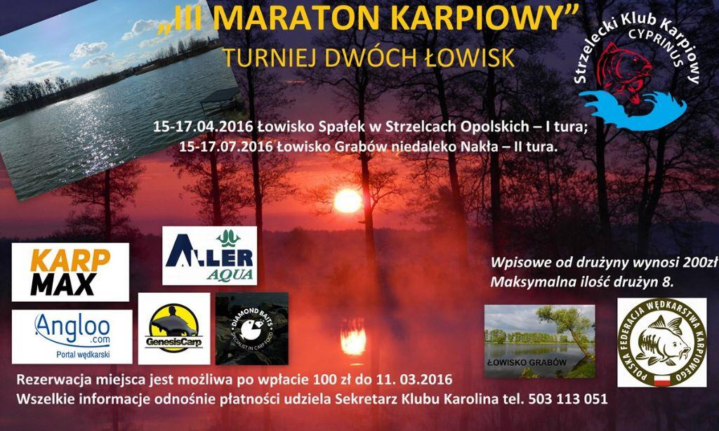 III Maraton Karpiowy
