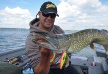 łowienie ryb sliderem