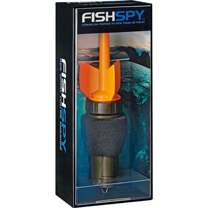 FishSpy bezprzeowodwa kamera na smartfona