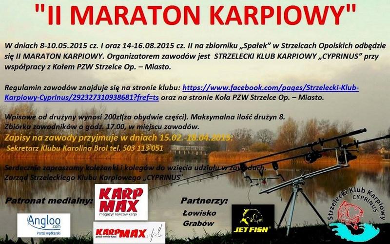 II Maraton Karpiowy