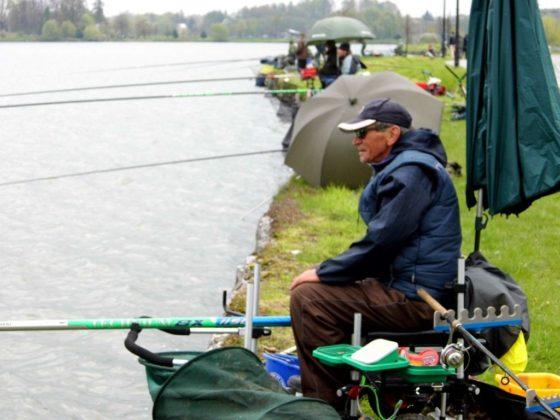 Mistrzostwa spławikowe koła Pniówek 2016