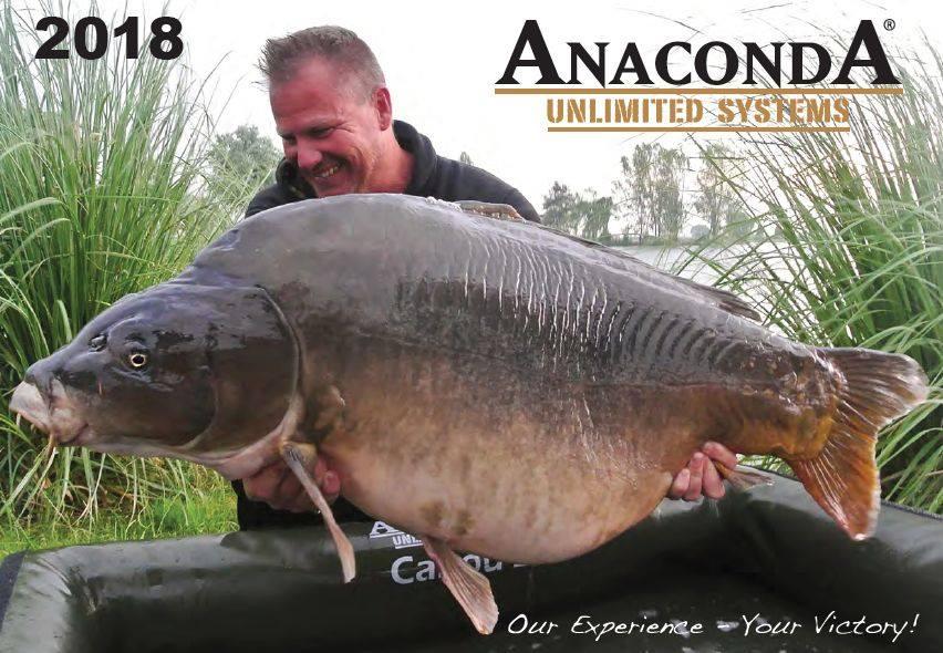 Katalog i nowości Anaconda 2018