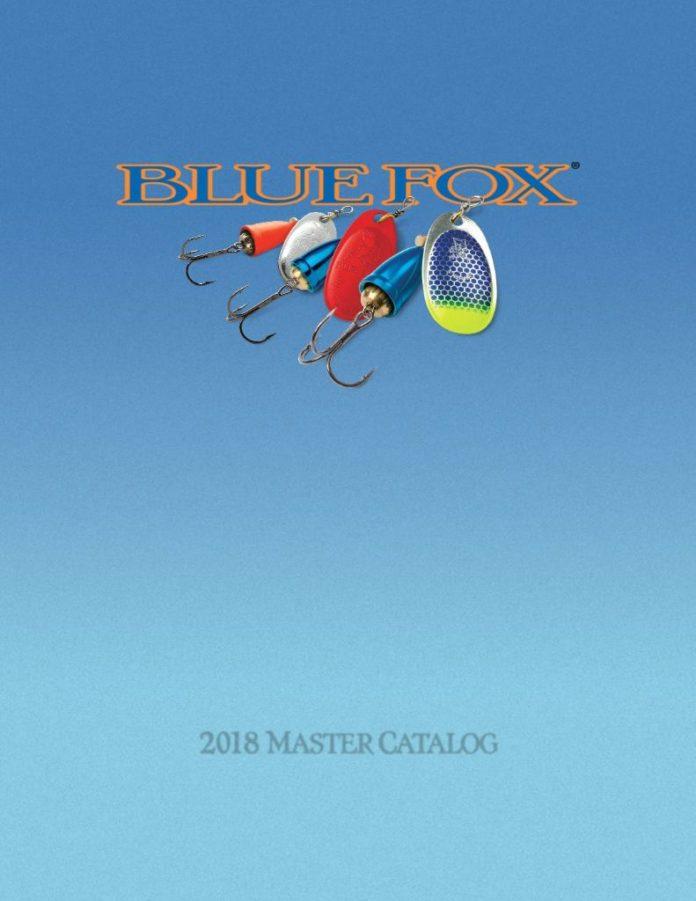 Katalog i nowości Blue Fox 2018