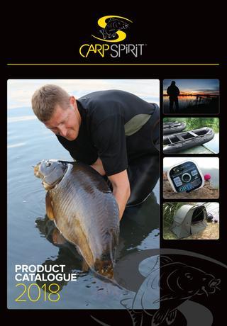 Katalog i nowości Carp Spirit 2018