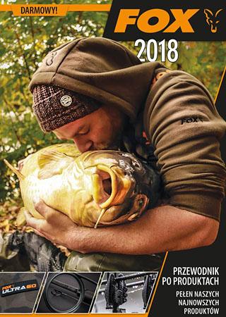 Katalog i nowości Fox 2018
