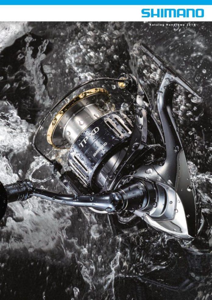 Katalog i nowości Shimano 2018