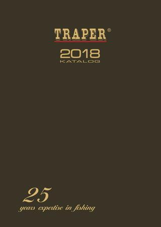 Katalog i nowości Traper 2018
