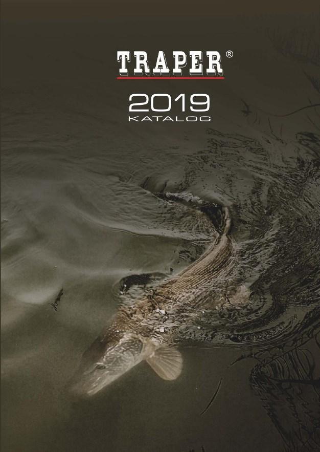 Katalog i nowości Traper 2019