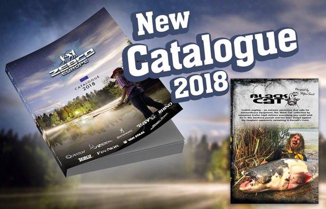 Katalog i nwości Black Cat 2018