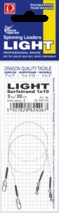 LIGHT Surfstrand 1x19 (3kg_20cm) www