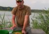 Na ryby Bobrowe Rozlewisko