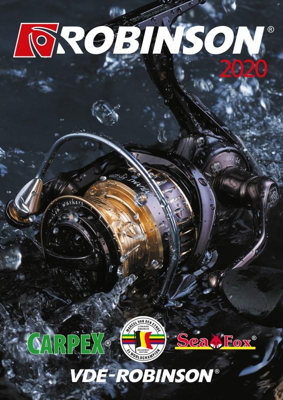 Katalog wędkarski Robinson 2020