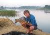 Łowienie karpi w dzikiej wodzie
