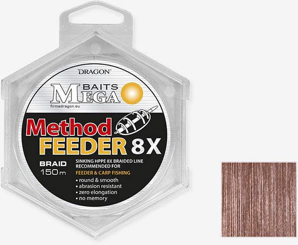 Plecionka-Dragon-MB-Method-Feeder-8X