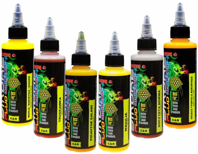 SMOKE FLUO BOOSTER OD PROFESS FISHING