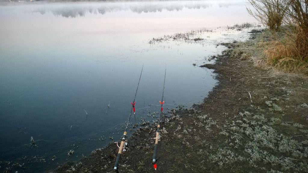 Wędkarstwo na wiosnę