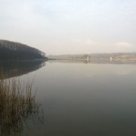 Wędkowanie wiosną w rzece