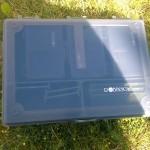 pudełko na akcesoria wędkarskie