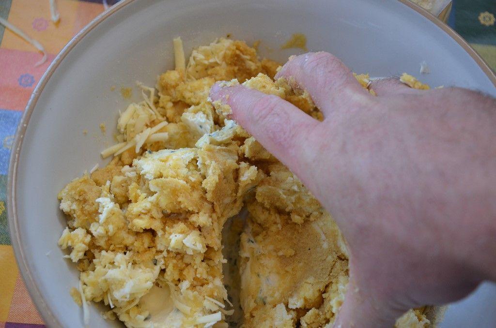 brzana na ser i pellet