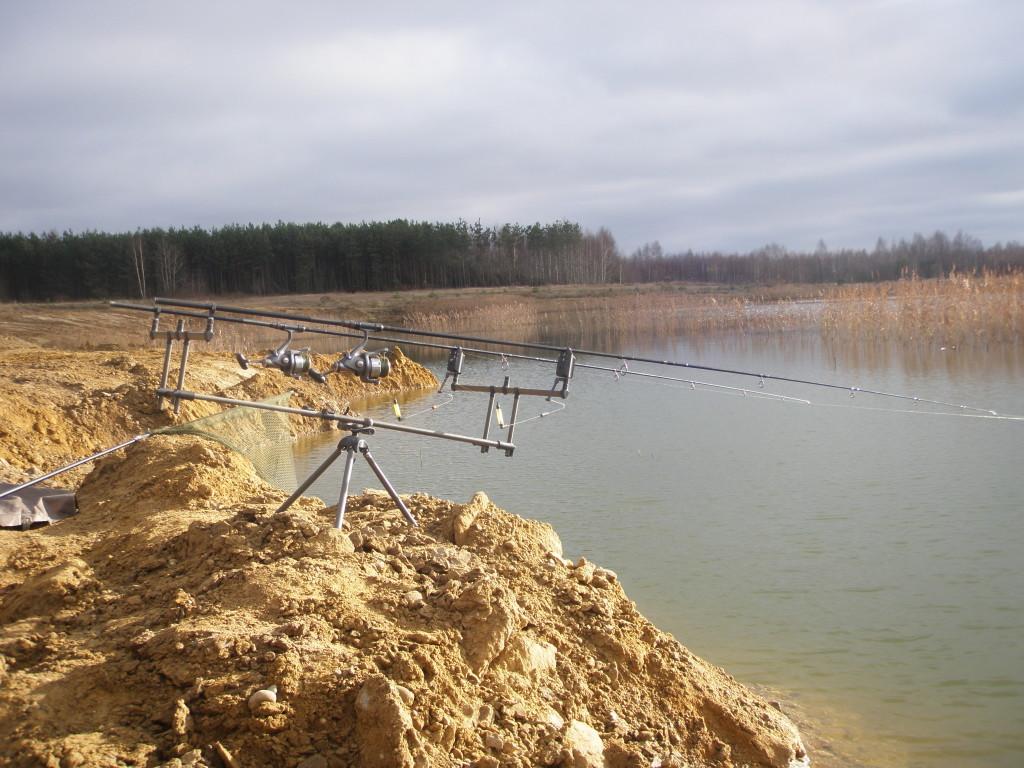 Trudne warunki dzikie wody