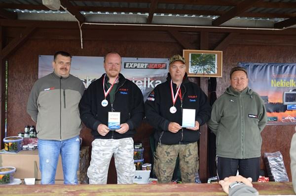 II miejsce wywalczyli Wojciech Politowicz i Dariusz Obrembski