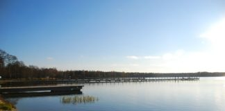 jezioro firlej wędkarstwo