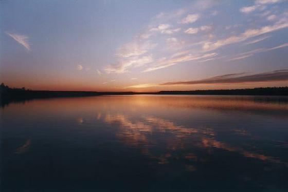 jezioro paprocany wędkarstwo ryby