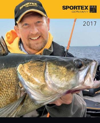 katalog i nowości sportex 2017