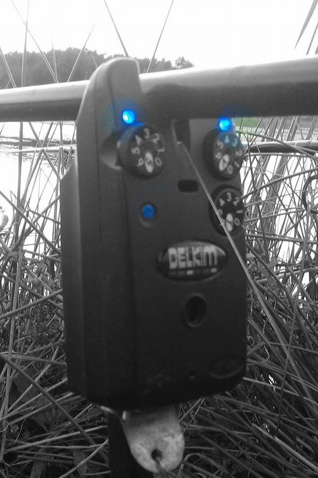 Sygnalizator ustawiony na maksymalną czułość nie przegapi nawet najdelikatniejszego amurowego brania