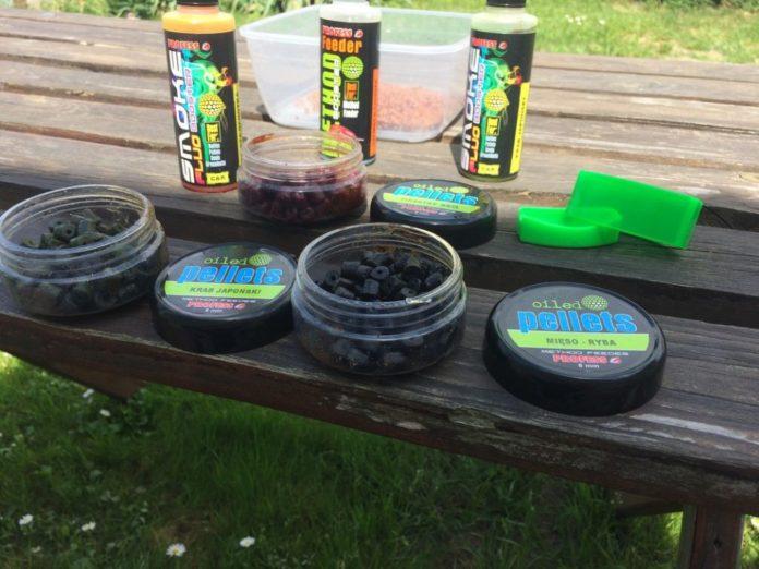 nowosci profes fishing method feeder 2019