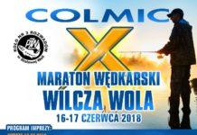 plakat Zawody Colmic Wilcza Wola