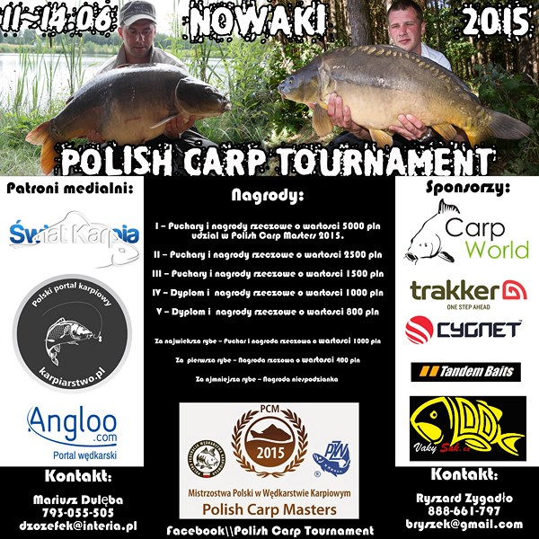 polish carp tournament