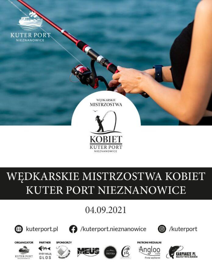 wędkarskie mistrzostwa polski kobiet